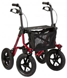 Outdoor Rollator Taima XC
